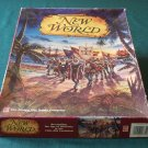 New World Strategy Game Avalon Hill 1990 Unpunched