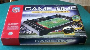 Game Time Electronic Football by Excalibur 2007