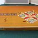1964 Parcheesi Gold Seal Edition Selchow & Righter  Complete VGC