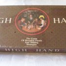 High Hand Game E S Lowe 1984 NIB Sealed