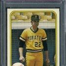 1981 Fleer #383 BERT BLYLEVEN Card PSA 10 Pirates