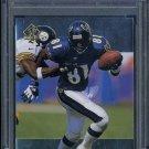 1998 SP Authentic 49 MICHAEL JACKSON Card PSA 10 Ravens