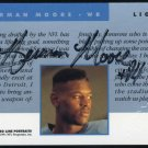 1991 Pro Line Port HERMAN MOORE Certified Auto RC Lions