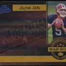 2007 Playoff Absolute #WR-24 TRENT EDWARDS RC #'d 25/25
