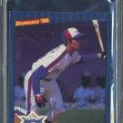 1986 Donruss All-Stars TIM WALLACH Auto PSA/DNA Expos