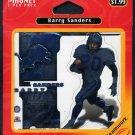 1997 Crown Pro BARRY SANDERS Magnet, Lions, HOF