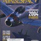 2004 Air & Space Magazine; Craters, Mercury Capsule