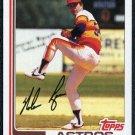 1982 Topps #90 NOLAN RYAN Card Astros, HOF
