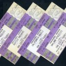 1994 Padres vs Angels/Rockies/A's/Mariners Ticket Lot