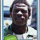 1981 Topps #261 RICKEY HENDERSON Card NM Oakland A's