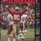 1992-12 49ers vs Bucs GameDay Program, Jerry Rice