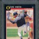 1991 Score #825 OZZIE SMITH PSA 10 Cardinals HOF