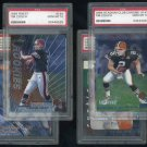 Cleveland Browns 1999 TIM COUCH PSA 10 RC Graded Lot