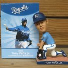 2008 KC Royals TONY PENA JR. Giveaway Bobblehead Doll
