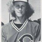BRET SABERHAGEN'S 1980 High School Yearbook, MLB/Royals