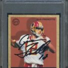 1997 Fleer Goudey #294 GUS FREROTTE Auto Card PSA/DNA
