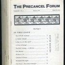 Precancel (Stamp) Forum Magazine, 1979 Year Set