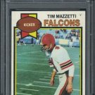 1973 Topps #36 Tim Mazzetti Card PSA 10 Falcons