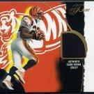 2002 Flair Fan Favorite COREY DILLON GU Jersey Card