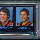 1985 7-Eleven Credit Cards #19 VANCOUVER CANUCKS PSA 10