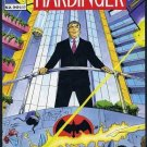 HOWARD SIMPSON Signed Harbinger #15 Comic Book