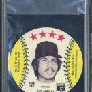 1976 Isaly's Discs RON CEY Card PSA 10 LA Dodgers