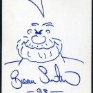 Beau Smith Comic Book Writer/Columnist, Original Art