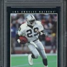 1993 Pinnacle #349 ERIC DICKERSON Card PSA 10 Raiders