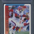1991 Pacific #33 THURMAN THOMAS Card PSA 10 Bills