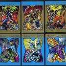 1992 Skybox X-Men Stryfe's Strike File Set