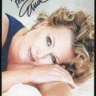 Plus Size Model EMME Autographed Promotional Folder