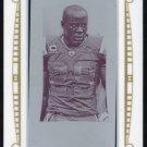 2009 Topps Mayo LEON WASHINGTON Printing Plate Card 1/1