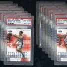 2001 UD Flight Team RC Graded Series PSA 10 Starter Set