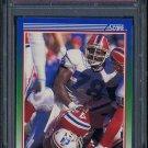 1990 Score #16 BRUCE SMITH Card PSA 10 Bills HOF