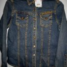 Hard Rock Cafe-Yokohama Denim Shirt/Jacket S NWT