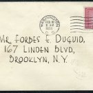 1936 16¢ Air Mail Special Delivery Stamp FDC US #CE2