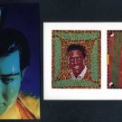 ELVIS PRESLEY Museum Art Postcard Lot (2) Rock Music