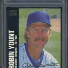 1993 Jimmy Dean Living Legends #3 ROBIN YOUNT PSA 10