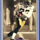 2003 Showcase DONTE STALLWORTH Masterpiece Card 1/1