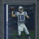 2009 Finest #60 PEYTON MANNING Card PSA 10 Colts