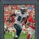2006 Upper Deck #52 TERRELL OWENS Card PSA 10 Eagles