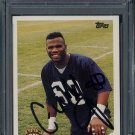 1993 Topps #13 CURTIS CONWAY Auto RC PSA/DNA Bears