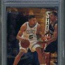 1997 Finest #272 RON MERCER RC PSA 10 Celtics