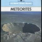 Meteorites by Paul Sipiera, Book Signed to Mark