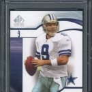2009 SP Signature #151 TONY ROMO Card PSA 10 Cowboys
