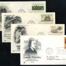 1983 US Stamp First Day Cover Lot (Voluntarism FDC+)