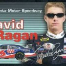 2007 DAVID RAGAN Roush Racing NASCAR Collector Card