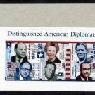 2006 39¢ Distinguished American Diplomats Sheet US 4076