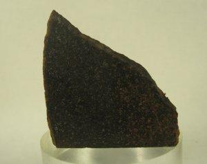 Round Top (b) H4 Texas Meteorite Part Slice - 19.3g