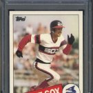 1985 Topps Traded 43T Ozzie Guillen RC PSA 10 White Sox